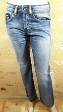 KAPORAL Taille 36/38 Superbe pantalon jeans jean denim homme ROBERTO FRIPE