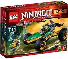LEGO Ninjago 70755 GIUNGLA Raider nuovo con scatola nuovo di zecca SIGILLATI FREE Worldwide Postage