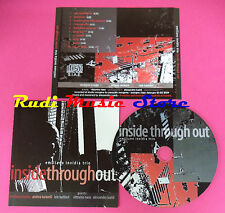 CD EMILIANO INVIDIA TRIO Inside through out Taravelli Barbieri (Xi3)no lp mc dvd