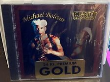 CLARITY GOLD CD CCD-1009: Michael Bolivar - Hangin' Out - OOP 1994 USA SEALED