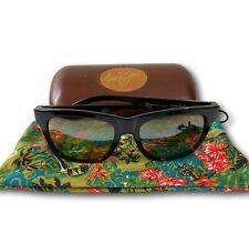 Unisex MAUI JIM MJ730 'Snapback' Green Square Frame Nylon Sunglasses + Case