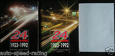 ENCYCLOPEDIE 2 VOLUMES BARTHELEMY 24H 24 HEURES HOURS DU LE MANS ★1923 1992★