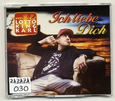 Lotto King Karl Maxi-CD Ich Liebe Dich - 6-track CD