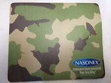 Nasonex Drug Rep Mauspad Neu Camo Werbung Pharma Camouflage