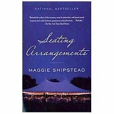 Seating Arrangements by Maggie Shipstead VG C (2013,Trade-size PB)