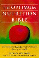 Optimum Nutrition Bible,GOOD Book