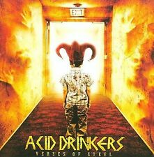 ACID DRINKERS - VERSES OF STEEL (NEW CD)
