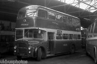 OK Motor Services Bishop Auckland WVH411 Bus Photo