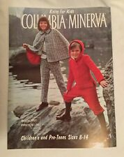 Knits for Kids by Columbia Minerva - Book 757 - Sizes 8 -14