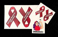 Multiple Myeloma Awareness Stickers - Bundle