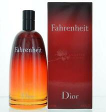 FAHRENHEIT for Men by Christian Dior 200ml EDT Eau De Toilette Spray NEW&SEALED
