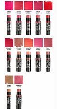 NYX Cosmetics Color Lip Balm Gloss, Discontinued, x2. You Pick 2 colors.