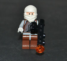 Lego Star Wars Minifigure Dengar Bounty Hunter 6209 Authentic