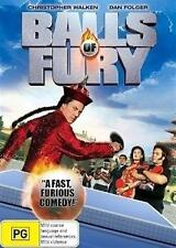 BALLS OF FURY Christopher Walken, Dan Folger DVD NEW