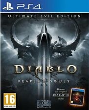 Blizzard Entertainment Diablo III Reaper of Souls - Ultimate Evil Edition (ps4