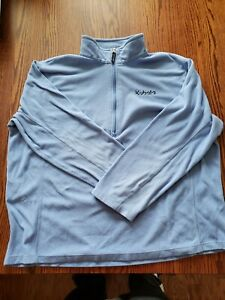KUBOTA authentic LS fleece official issued item to employees(managers) used