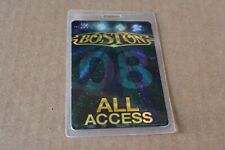 Boston - Laminated Backstage Pass - Lot # 4 -   FREE POSTAGE