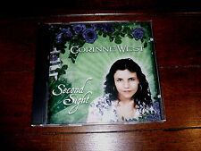 Corinne West - Second Sight 2007 CD tony furtado darol anger NM Near Mint