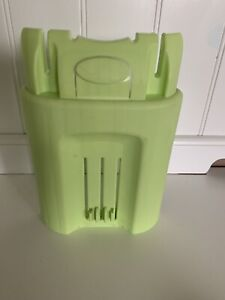 Bright Starts Exersaucer Green Leg Replacement Part EUC FREE SHIPPING TOO!