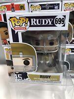 Funko Pop! Movies Rudy - Rudy (Ruettiger) Vinyl Figure #699