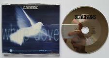 ⭐⭐⭐ █▬█ Ⓞ ▀█▀ ⭐⭐⭐ White Dove ⭐ Scorpions ⭐ 3 Track CD 1994  ⭐ VERY GOOD ⭐⭐⭐⭐