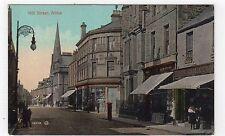 MILL STREET, ALLOA: Clackmannanshire postcard (C4815).