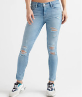 Levis womens 711 Ankle  Destructed Jeans Skinny W30 BNWT STYLE: 195580073