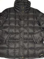 NWT Womens Ralph Lauren Black Down Puffer Winter Coat XL X-Large NEW