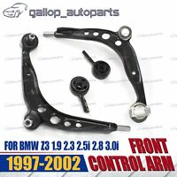for BMW Z3 1997-2002 1.9 2.3 2.5i 2.8 3.0i Front Control Arm Suspension Kit Set