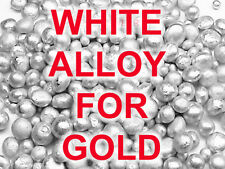 1 oz White Alloy FOR CASTING GOLD JEWELRY TOOLS  Melt Jewelry Troy