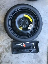 "VAUXHALL CORSA D E 2006-2017 SPACE SAVER 16"" SPARE WHEEL & JACK KIT"