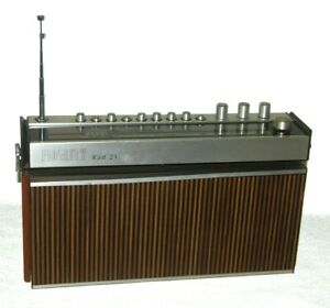 Vintage 1970's Fidelity RAD21 5 Band Radio - UNTESTED
