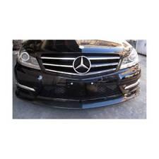 CUP Spoilerlippe CARBON für Mercedes C-Klasse W204 C63 Bj. 11-14 Lippe Schwert