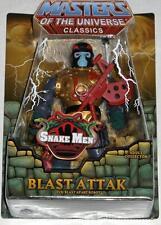 Mattel Masters Of The Universe Classics Blast Attak Evil Snake Men Robot Figure