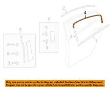 MAZDA OEM 14-17 6 Exterior-Rear-Black Out Tape Right GHK1508V400