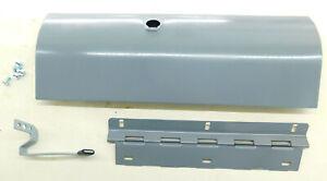 1957 chevy belair 210 150 wagon glove box door hinge & arm item #8