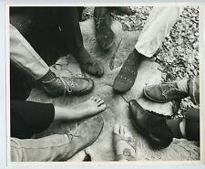 Feet & Shoes - Fashion Photo c1970s