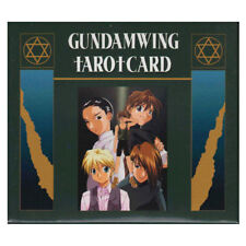 Gundam Wing Movic Tarot Card Deck - 22 Major Arcana Set