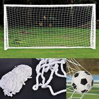 Polypropylene Fiber Football Soccer Goal Post Net Outdoor Sports Match Training
