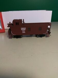 Canadian National  Caboose   brass Ho scale car #3