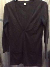 Button Long Sleeve Regular TU Jumpers & Cardigans for Women