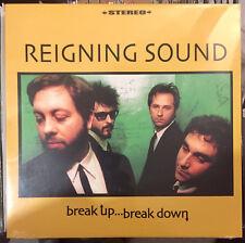 REIGNING SOUND 'Break Up Break Down LP NEW Oblivians crypt greg cartwright goner