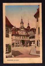 99946 AK Kornmarkt in Bad Windsheim 1911