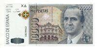 10.000 pesetas 1992 Juan Carlos 1º @@ E.B.C. @ Excelente @ sin serie @