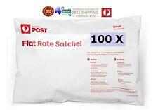 100X Flat Rate Satchel Small Bulk Au Post FREE Delivery Bulk