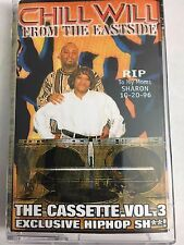 Chill Will From the Eastside Harlem Tape THE CASSETTE #3 Classic 90s Mixtape