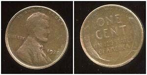 USA  one cent 1920  ( bis )