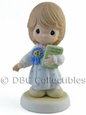 Precious Moments 'Blessed Are They Who Serve' Porcelain Volunteer 113963