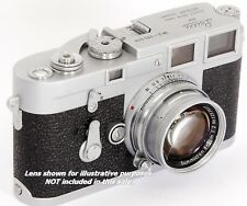 Early!!! LEICA M3 35 mm Télémètre par Ernst Leitz Wetzlar Made in 1955 2nd année!