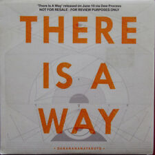 Promotional CD - Dananananaykroyd, There Is A Way - 2011 Dew Process DEWP900002